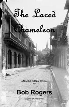 Paperback The Laced Chameleon Book