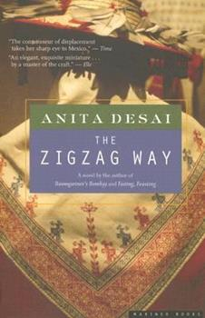 The Zigzag Way 0618619801 Book Cover