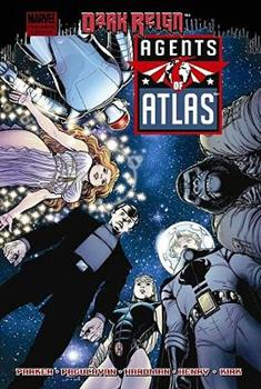 Agents Of Atlas: Dark Reign - Book  of the Dark Reign Collected Editions