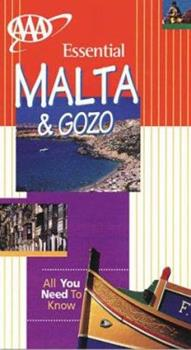 Paperback Essential Malta and Gozo (Aaa Essential Guides) Book