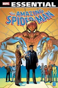 Essential Spider-Man, Vol. 8 (Marvel Essentials) - Book  of the Essential Marvel
