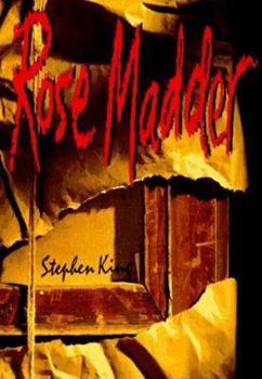 Hardcover Rose Madder Book