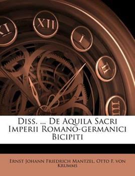 Paperback Diss de Aquila Sacri Imperii Romano-Germanici Bicipiti Book
