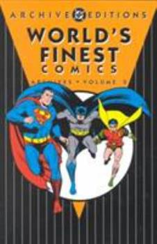 World's Finest Comics Archives, Vol. 2 - Book  of the DC Archive Editions
