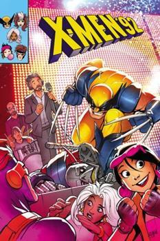 X-Men '92 Vol. 2: Lilapalooza - Book  of the X-Men '92 2016