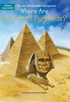 Where Are the Great Pyramids? 0448484099 Book Cover