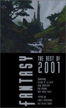 Fantasy: The Best of 2001 - Book  of the Saga of the Skolian Empire