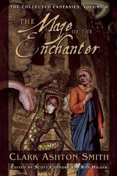 Paperback The Maze of the Enchanter: The Collected Fantasies, Volume 4 Book