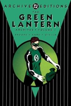 The Green Lantern Archives, Vol. 1 - Book  of the DC Archive Editions