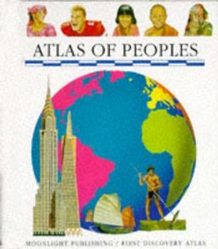 Hardcover Atlas of Peoples Book