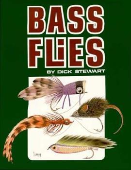 Paperback Bass Flies Book
