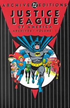 Justice League of America Archives, Vol. 1 - Book  of the DC Archive Editions