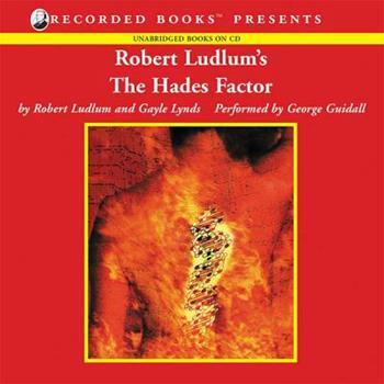 Audio CD Robert Ludlum's The Hades Factor Book