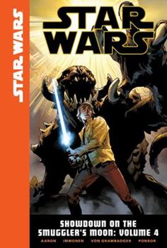 Star Wars: Showdown on the Smuggler's Moon, Volume 4 - Book #10 of the Star Wars 2015 Single Issues