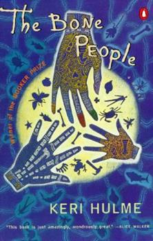 The Bone People 0140089225 Book Cover