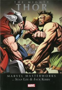Marvel Masterworks: The Mighty Thor Volume 4 - Book #52 of the Marvel Masterworks