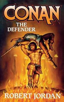 Conan The Defender - Book  of the Conan the Barbarian