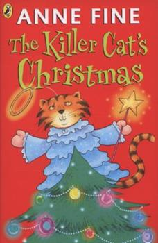 The Killer Cat's Christmas 0141327693 Book Cover