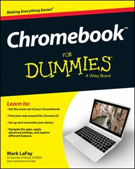 Paperback Chromebook for Dummies Book