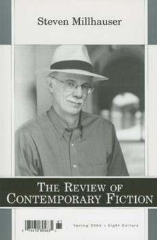 The Review of Contemporary Fiction, Volume 26: Spring 2006, No. 1 (Review of Contemporary Fiction) 1564784460 Book Cover