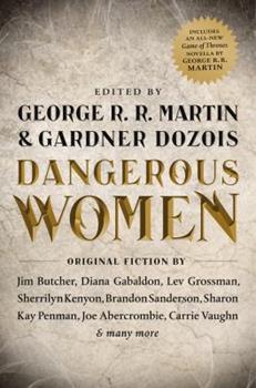 Dangerous Women 076533206X Book Cover