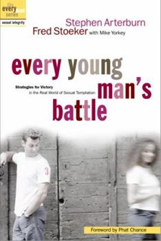Paperback Every Young Man's Battle : Strategies for Victory in the Real World of Sexual Temptation Book