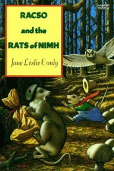 Racso and the Rats of NIMH - Book #2 of the Rats of NIMH