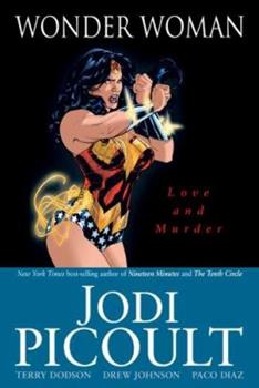 Wonder Woman: Love and Murder - Book  of the Wonder Woman