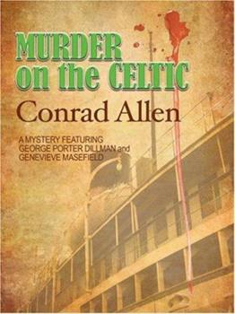 Murder on the Celtic: A Mystery 0786294744 Book Cover