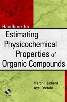 Hardcover Handbook for Estimating Physiochemical Properties of Organic Compounds Book