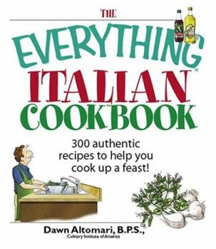 Paperback Everything Italian Cookbook (The Everything) Book