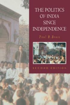 Paperback The Politics of India Since Independence Book