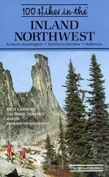 Paperback 100 Hikes in the Inland Northwest Book
