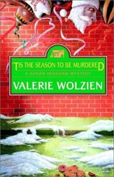 Paperback 'Tis the Season to Be Murdered Book