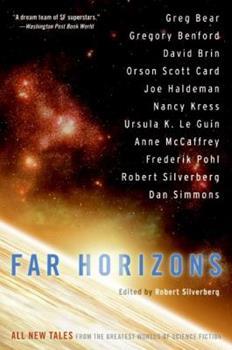 Far Horizons - Book  of the Uplift Saga