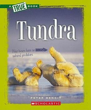 Tundra - Book  of the A True Book