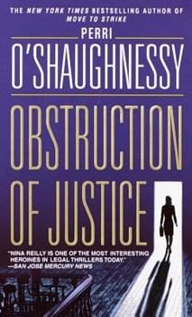 Obstruction of Justice 0440224721 Book Cover