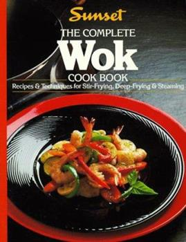 Paperback The Complete Wok Cook Book