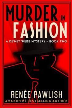 Paperback Murder In Fashion Book