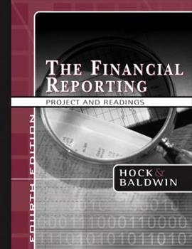 The Financial Reporting Project and Readings 0324302045 Book Cover
