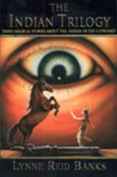 The Indian in the Cupboard Trilogy - Book  of the Indian in the Cupboard