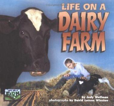 Life on a Dairy Farm 1575051907 Book Cover