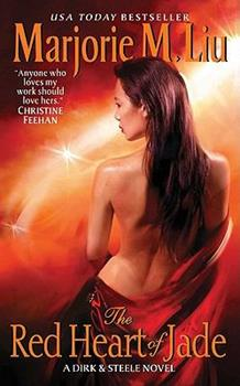 The Red Heart of Jade 0062019880 Book Cover