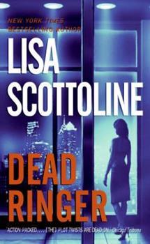 Dead Ringer 0060514949 Book Cover