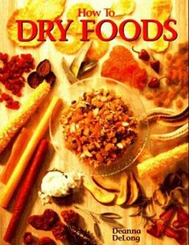 Paperback How to Dry Foods Book