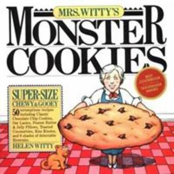 Mrs. Witty's Monster Cookies 0894806092 Book Cover
