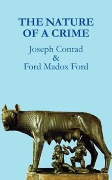 The Nature Of A Crime  (EasyRead Edition) 1874400601 Book Cover