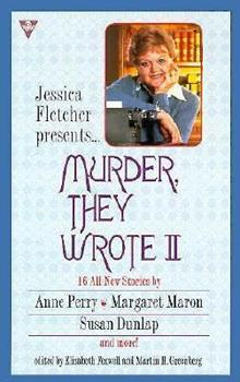 Mass Market Paperback Murder They Wrote 2 Book