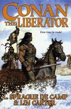 Conan the Liberator - Book  of the Conan the Barbarian