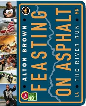 Feasting on Asphalt: The River Run 1584796812 Book Cover